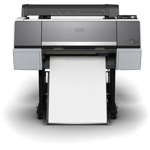 "Epson SureColor P7000 Standard Edition 24"" Large-Format Inkjet Printer"