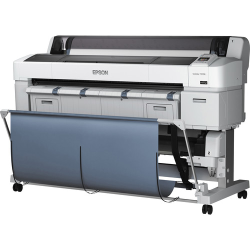 "Epson SureColor T7270D 44"" Dual Roll Large-Format Inkjet Printer"