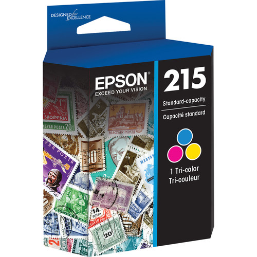 Epson T215 DuraBrite Ultra Color Standard Capacity Ink Cartridge
