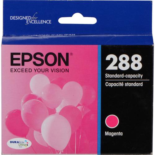 Epson T288320 DURABrite Ultra Magenta Ink Cartridge with Sensormatic