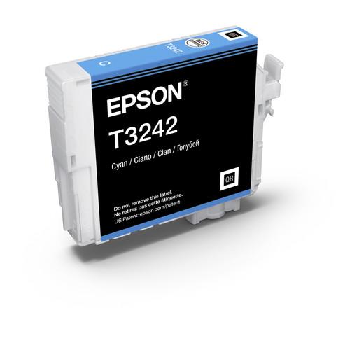 Epson T324 Cyan UltraChrome HG2 Ink Cartridge