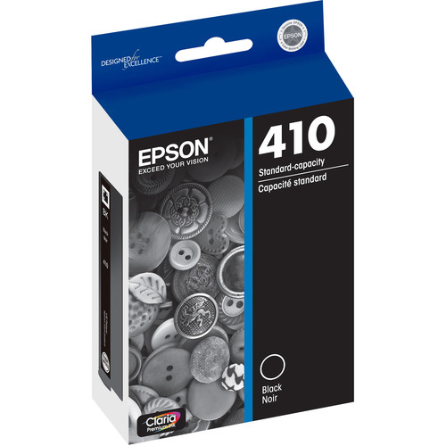 Epson Claria Premium Standard-Capacity Black Ink Cartridge