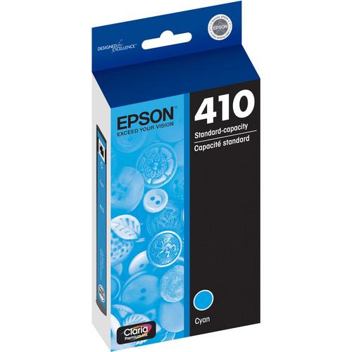 Epson Claria Premium Standard-Capacity Cyan Ink Cartridge