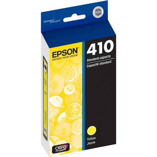 Epson Claria Premium Standard-Capacity Yellow Ink Cartridge