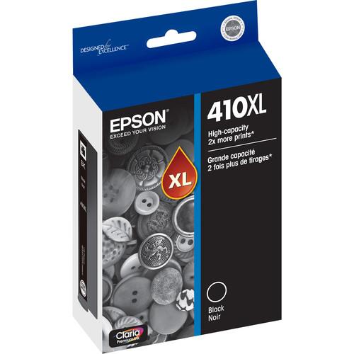 Epson Claria Premium High-Capacity Black Ink Cartridge