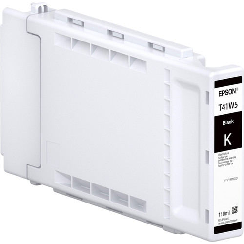 Epson UltraChrome XD2 T41W Black Ink Cartridge (110mL)
