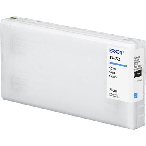 Epson UltraChrome D6r-S Cyan Ink Cartridge