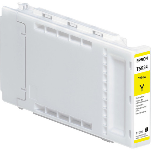 Epson UltraChrome XD Yellow Ink Cartridge for SureColor T-Series (110 ml)