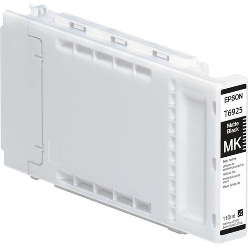 Epson UltraChrome XD Matte Black Ink Cartridge for SureColor T-Series (110 ml)