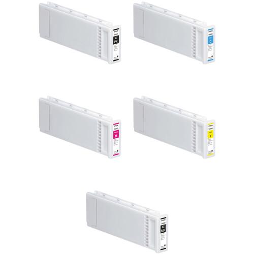 Epson T694 UltraChrome XD Ink Cartridge Set (700mL)