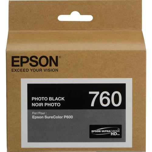 Epson T760 Ultrachrome HD Ink Cartridge Kit