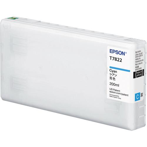 Epson UltraChrome D6-S Cyan Ink Cartridge