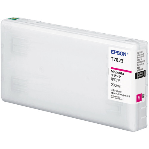 Epson UltraChrome D6-S Magenta Ink Cartridge