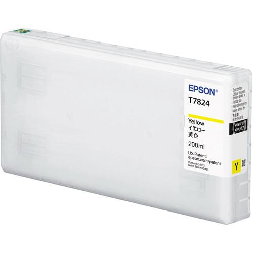 Epson UltraChrome D6-S Yellow Ink Cartridge