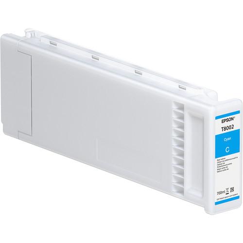 Epson T800200 UltraChrome PRO Cyan Ink Cartridge (700mL)