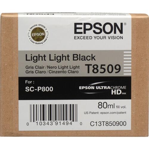 Epson T850 UltraChrome HD 9-Ink Cartridge Set