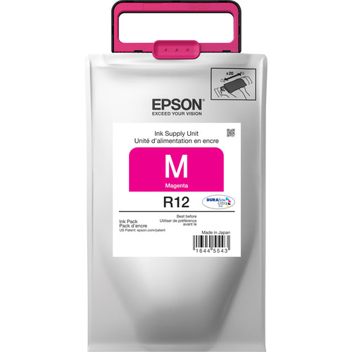 Epson R12 DURABrite Ultra Standard-Capacity Magenta Ink Pack
