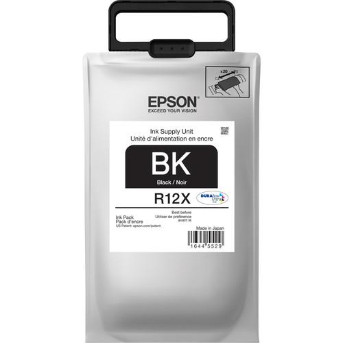 Epson R12X DURABrite Ultra High-Capacity Black Ink Pack