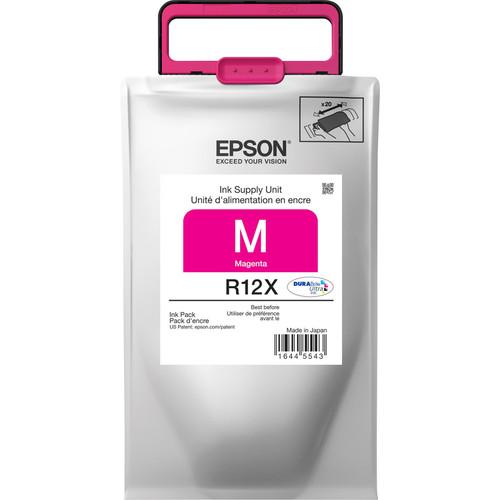 Epson R12X DURABrite Ultra High-Capacity Magenta Ink Pack