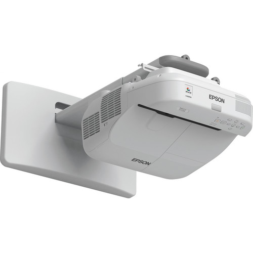 Epson BrightLink Pro 1410Wi Interactive Projector with Wall Mount Kit
