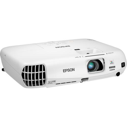 Epson PowerLite W16 3D WXGA 3LCD Multi-Region Projector
