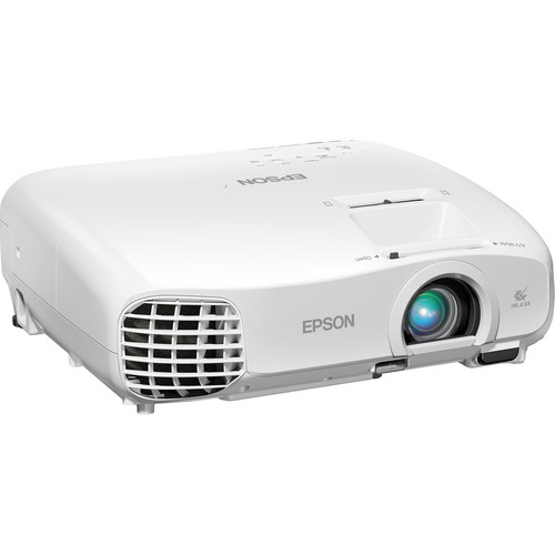 Epson PowerLite Home Cinema 2000 Full HD 3D 3LCD Home Theater Projector (White & Gray)