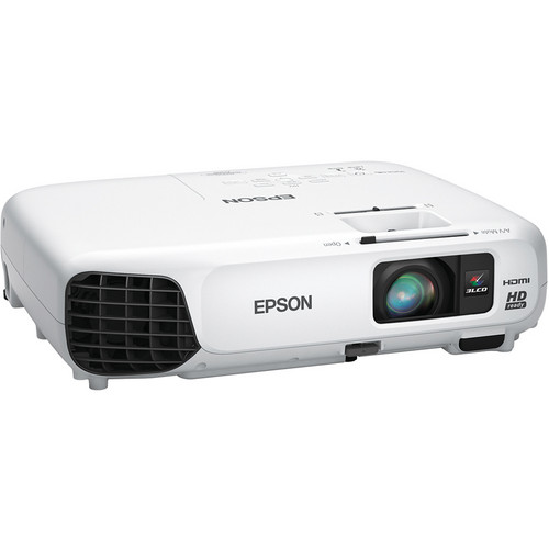 Epson PowerLite Home Cinema 725HD 720p 3LCD Projector (White)
