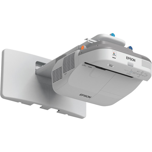 Epson PowerLite 585W WXGA 3LCD Ultra-Short-Throw Projector