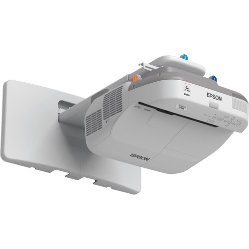 Epson PowerLite 575W WXGA 3LCD Ultra-Short-Throw Projector