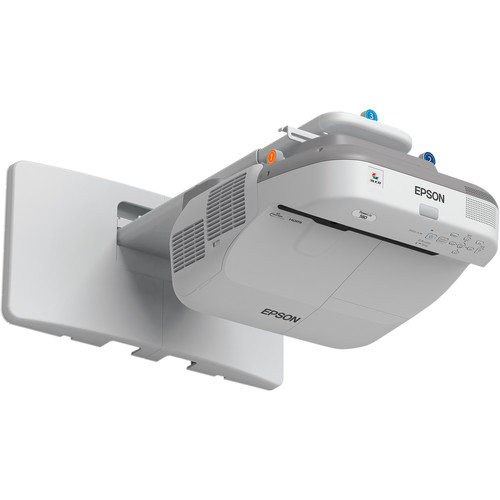 Epson PowerLite 580 3200-Lumen XGA Ultra-Short Throw 3LCD Projector