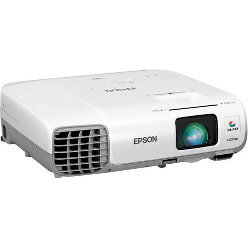 Epson 965H 3500 Lumen XGA 3LCD Multimedia Projector