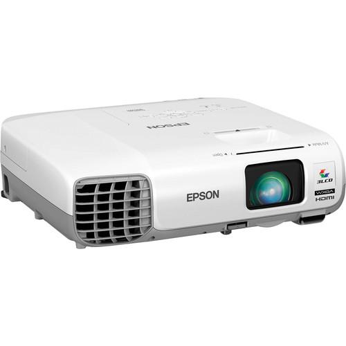 Epson 955WH 3200 Lumen WXGA 3LCD Multimedia Projector