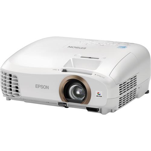 Refurb Epson PowerLite Home Cinema 2200-Lumens 3LCD Projector