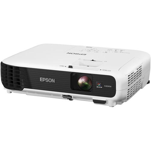 Epson VS240 3000 Lumen SVGA 3LCD Business Projector