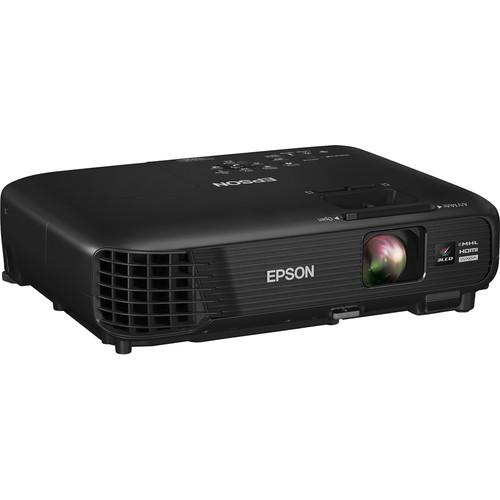 Epson PowerLite 1264 3200-Lumen WXGA 3LCD Multimedia Projector