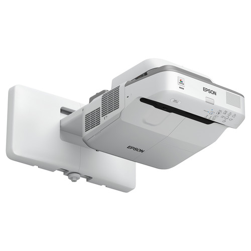 Epson PowerLite 685W WXGA 3LCD Ultra Short-Throw Presentation Display