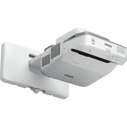 Epson PowerLite 685W 3500-Lumen WXGA Ultra-Short Throw 3LCD Projector