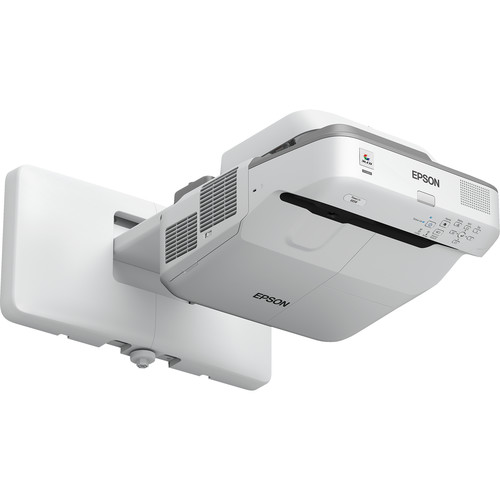 Epson PowerLite 685W 3500-Lumen WXGA Ultra-Short Throw 3LCD Projector