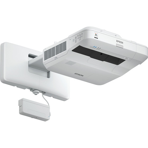 Epson BrightLink 697Ui Wireless Full HD 3LCD Ultra Short-Throw Interactive Projector