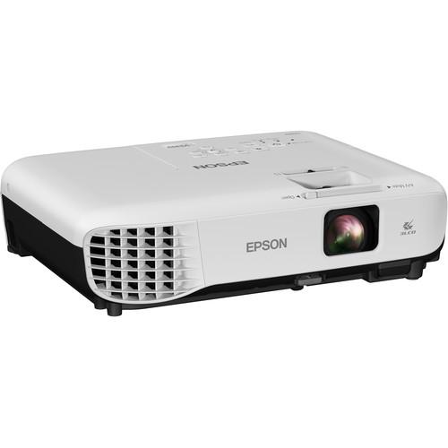 Epson VS355 3300-Lumen WXGA 3LCD Projector