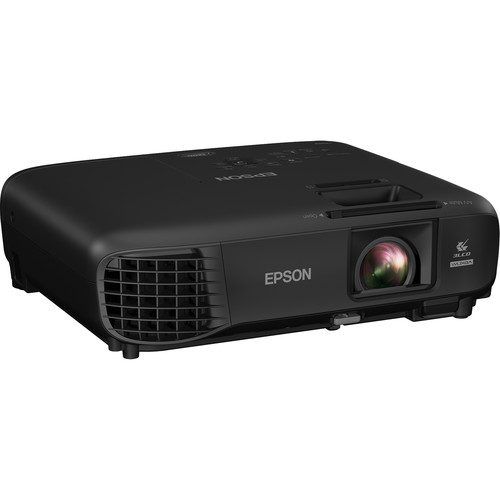 Epson PowerLite 1286 3600-Lumen WUXGA 3LCD Projector
