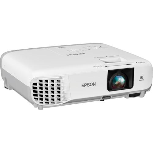 Epson PowerLite W39 3500-Lumen WXGA 3LCD Projector