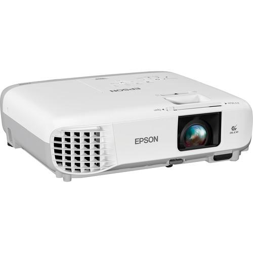 Epson PowerLite 109W 4000-Lumen WXGA 3LCD Projector
