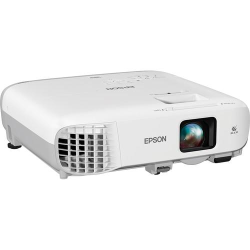 Epson PowerLite 980W 3800-Lumen WXGA 3LCD Projector
