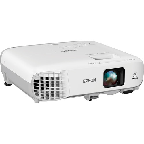 Epson PowerLite 990U 3800-Lumen WUXGA 3LCD Projector