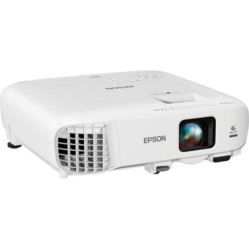 Epson PowerLite 2142W 4200-Lumen WXGA 3LCD Projector