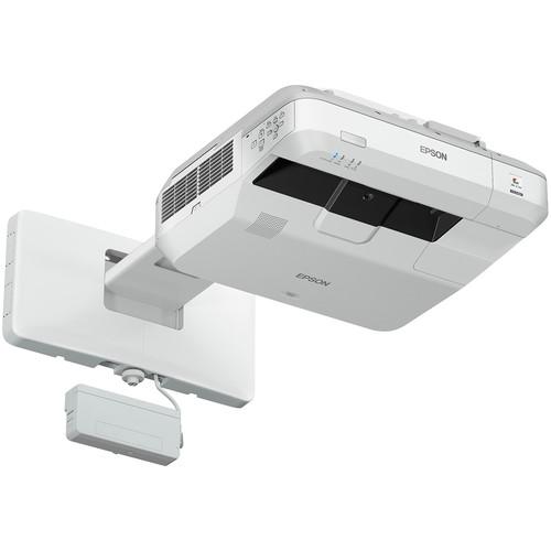 Epson BrightLink 710Ui 4000-Lumen WUXGA Ultra-Short Throw 3LCD Laser Interactive Projector