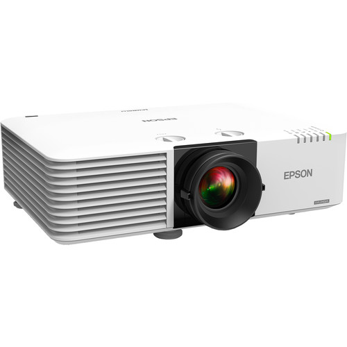 Epson PowerLite L610U 6000-Lumen WUXGA 3LCD Laser Projector (White)