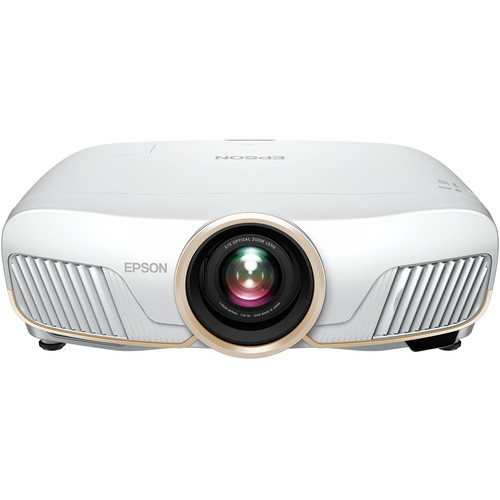 Epson Home Cinema PRO-UHD 5050UBe HDR Pixel-Shift 4K UHD 3LCD Home Theater Projector with Wireless HDMI Adapter