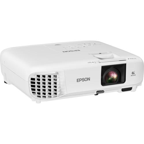 Proyector Epson PowerLite X49 XGA 3LCD de 3600 lúmenes